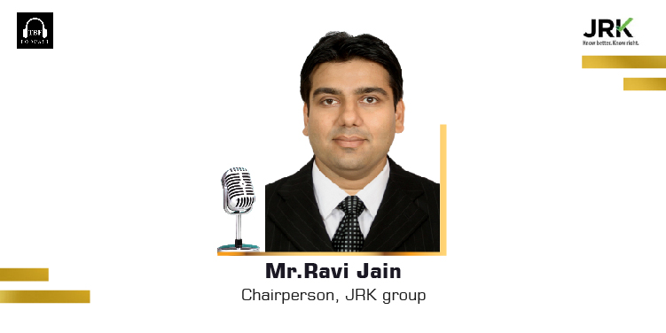 The Business Fame | Ravi Jain - Chairperson - JRK Group