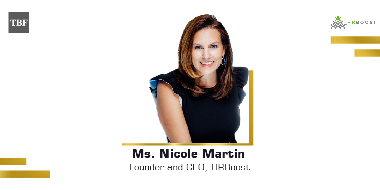 The Business Fame | Nicole-Martin-CEO-and-Founder-HRBoost