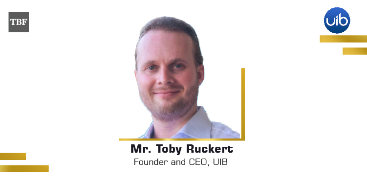 The Business Fame | Toby Ruckert - Founder and CEO - UIB