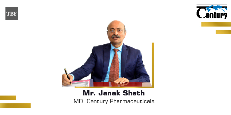 The Business Fame | Janak-Sheth-Managing-Director-Century-Pharmaceuticals