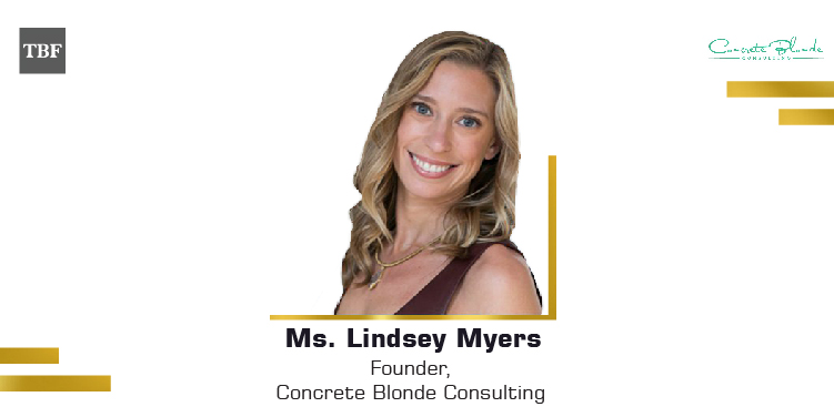 The Business Fame | Lindsey-Myers - Founder-Concrete-Blonde-Consulting