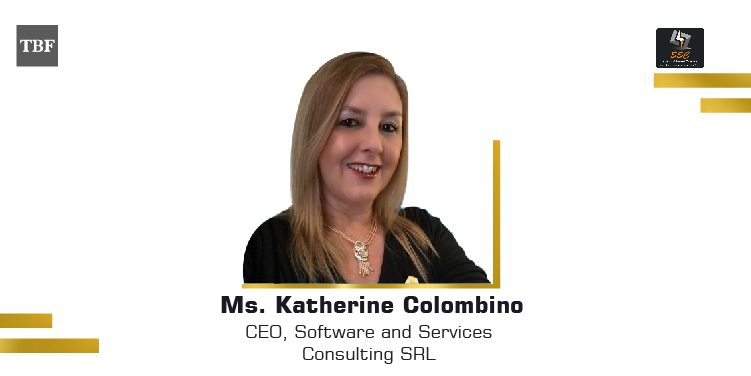 The Business Fame | Katherine-Colombino-CEO-Software-Services-Consulting-SRL