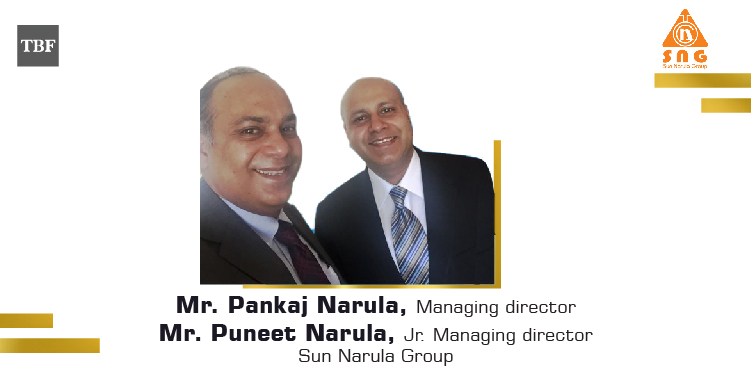 The Business Fame | Pankaj-Narula-Managing-Directer-and-Puneet-Narula-Jt-Managing-Directer-Sun-Narula-Group