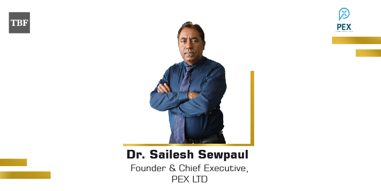 The Business Fame | Dr. Sailesh Sewpaul - Founder and Chief Executive - PEX Ltd