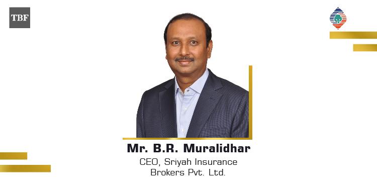 The Business Fame | Mr. B.R. Muralidhar - CEO - Sriyah Insurance Brokers